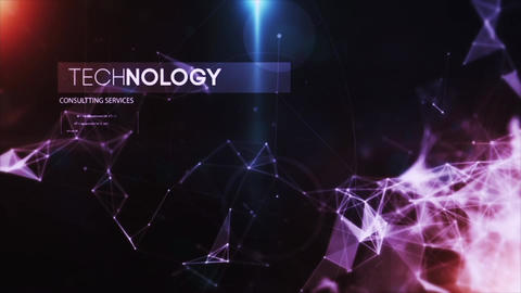 Plexus Inspire Tech Intro Animation