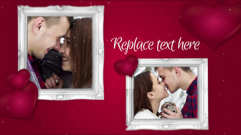 Wedding of Love - Valentine After Effects Template