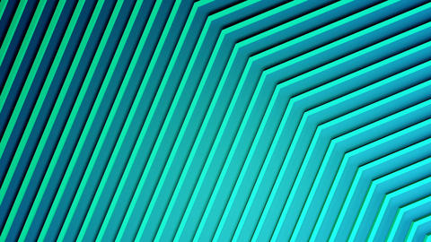 Set of ten geometric loopable backgrounds 3D animation Animation