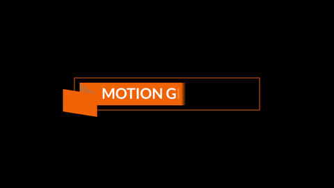 Motion Graghic Titles After Effects Template