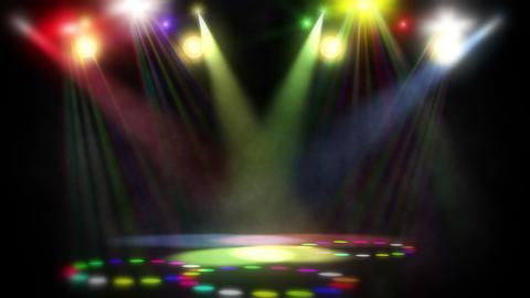 Disc Jam Club Lasers - 3 Animation