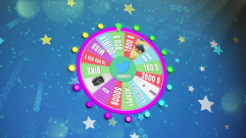 Wheel Of Fortune After Effects Template