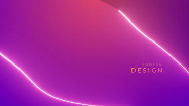 Neon Titles Premiere Pro Template