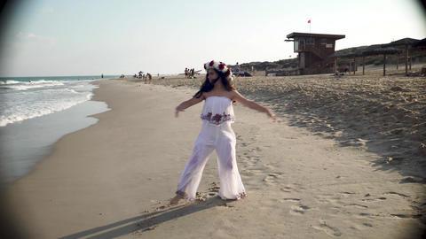 Lika shows karate Footage
