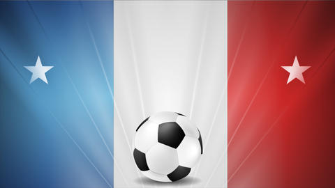 European Football Championship video animation Animation
