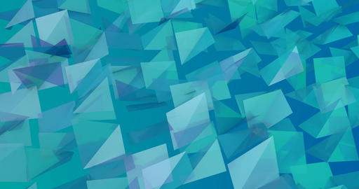 Abstract Polygon Background for Design Template Use Footage
