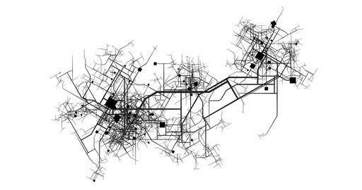 Growing City Expansion as a Development Concept Live Action