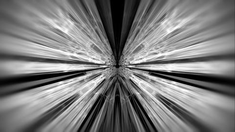Flight on Black hole tunnel Vj Loop Footage