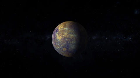 Mercury is the smallest and innermost planet in the Solar System Live Action