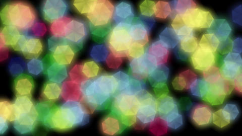 rainbow illuminations particles Animation
