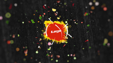 Restaurant Logo Reveal After Effects Template