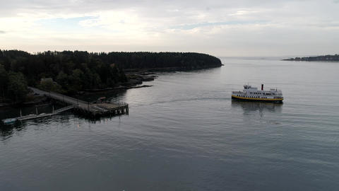 Chebeague Island, Maine - 20181007 - Drone Aerial - Drone Shows Chegeague Live Action