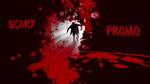 Bloody Opener Premiere Pro Template