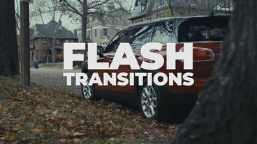 Flash Transitions Presets Premiere Proテンプレート