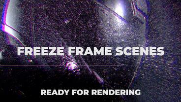 Freeze Frame Effect Premiere Pro Template