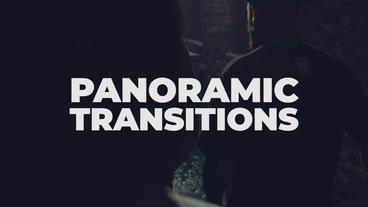 Panoramic Transitions Presets Premiere Pro Template