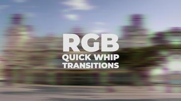 RGB QICK Transitions Presets Premiere Pro Template