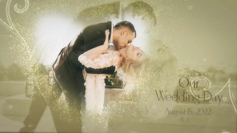 Wedding Photo Video Gallery Premiere Pro Template