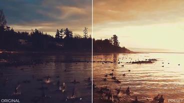 Color Presets Journey Premiere Pro Effect Preset