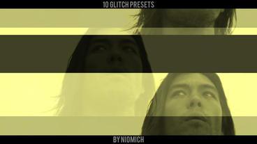 Fast Glitch Presets Premiere Pro Effect Preset