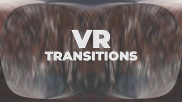VR Transitions Premiere Pro Template