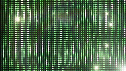 Glitter Back circle line Green Flash 4k CG動画