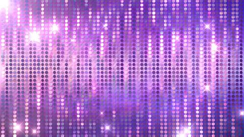 Glitter Back circle line Purple1 Flash CG動画