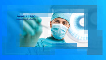 Medicine Promo After Effects Template