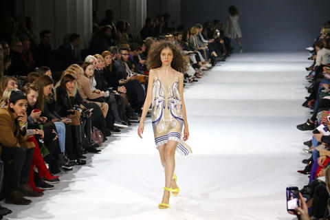 39th Ukrainian Fashion Week in Kyiv, Ukraine フォト