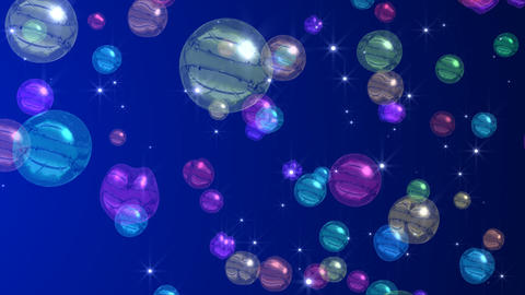 Bubble to change Stock Video Footage