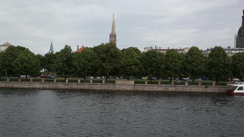 Riga Stock Video Footage