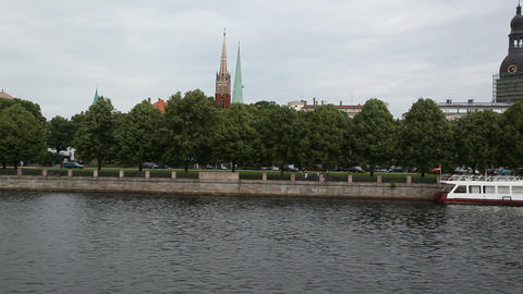 Riga Footage