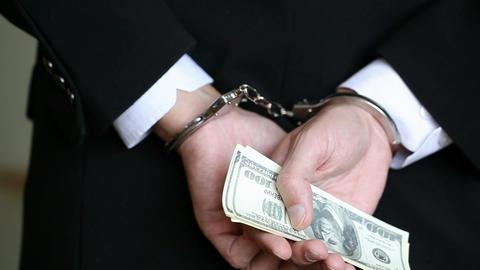 handcuffs Footage