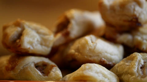 pastries Stock Video Footage