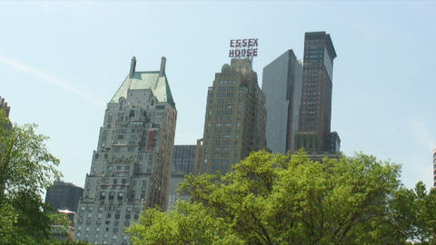 Shot of New York City buildings during the daytime Live Action