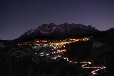 Mountain village フォト
