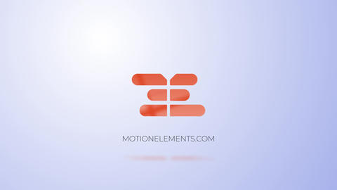 Search Clean Logo After Effects Template