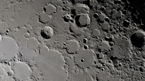 Camera flies around a Tycho crater in the Moon. Zoom in. Elements of this image Animation