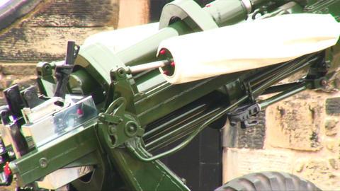 Artillery gun Live Action