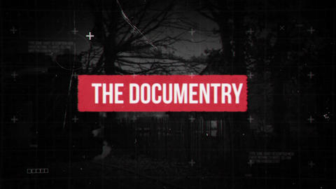 The Documentry After Effects Template