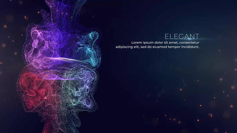Fluid Motion After Effects Template