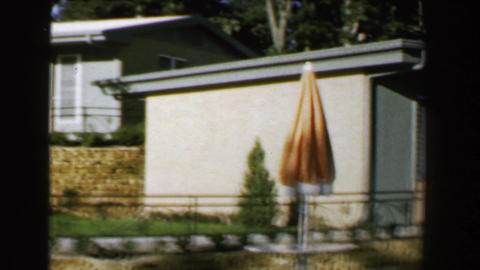 1968: Newly constructed vacation condominiums in fancy golf residential communit Footage