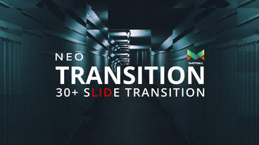 Neo Slide Transition After Effects Template