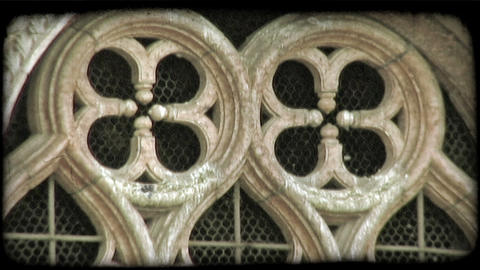 Italian Architecture 1. Vintage stylized video clip Live Action