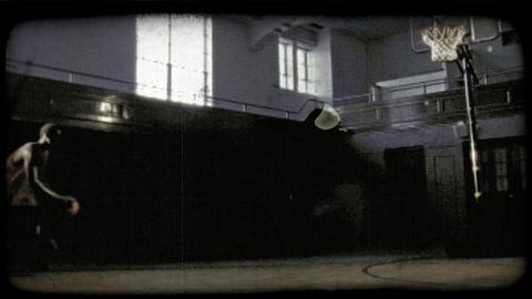 Slam Dunk 1. Vintage stylized video clip Live Action