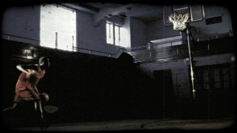 Slam Dunk 13. Vintage stylized video clip Live Action