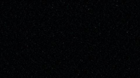 Sparkling starry sky Animation