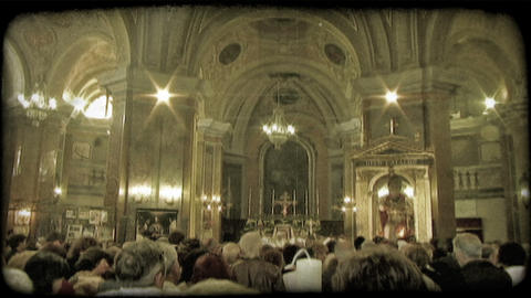 Italian Worship 6. Vintage stylized video clip Live Action