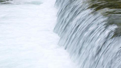 Royalty Free Stock Video Footage of Banias Spring creek shot in Israel at 4k wit Footage