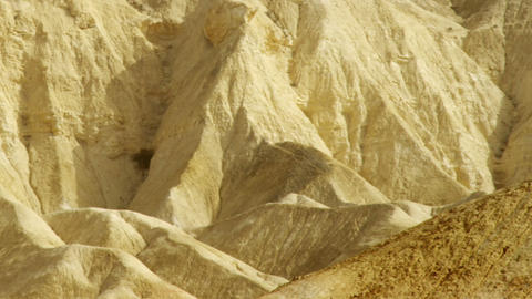 Stock Video Footage panorama of a mountainous desert landscape shot in Israel at Footage